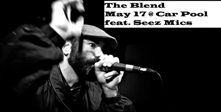 Seez editable show pic The Blend May 17